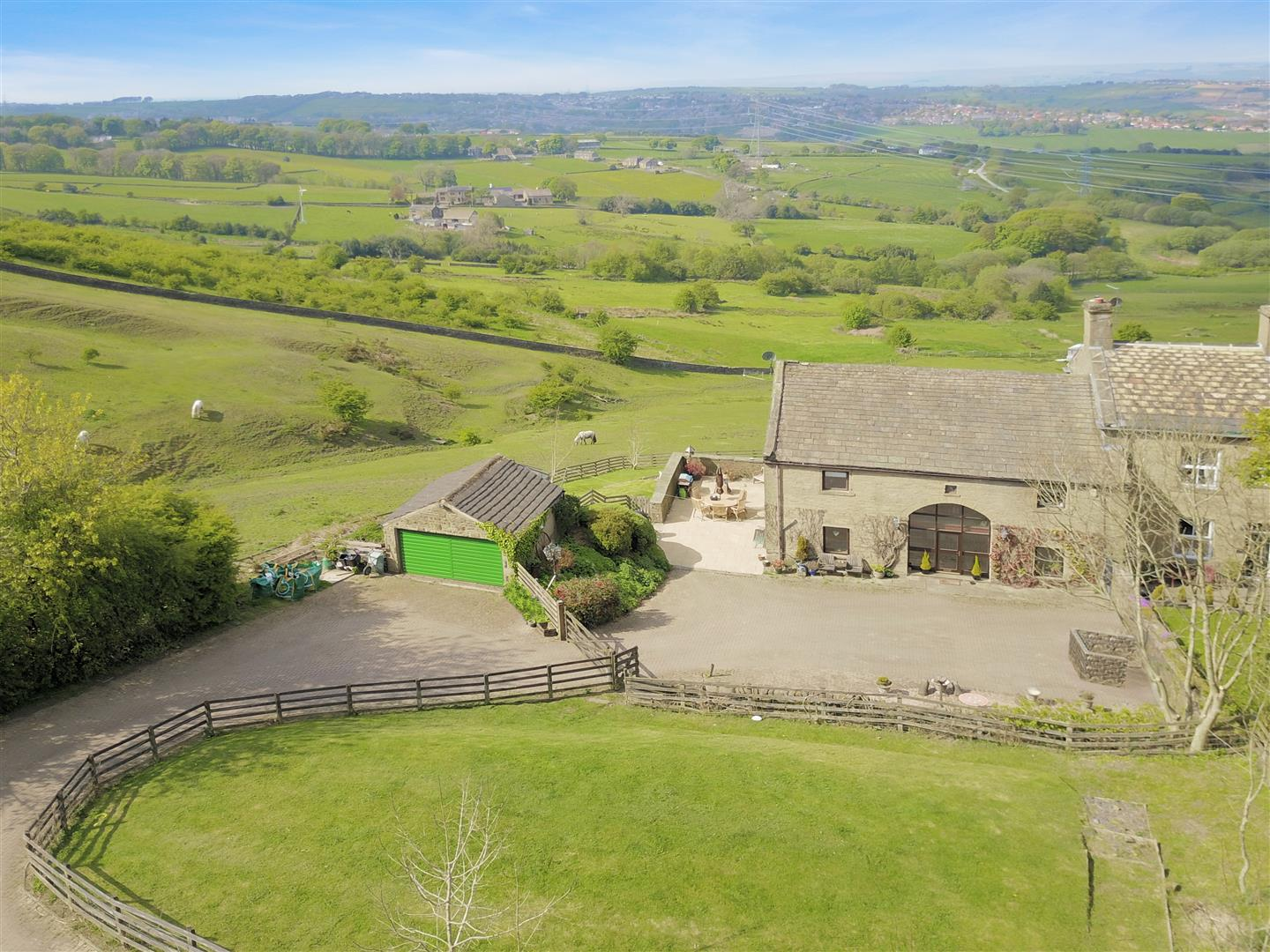 Greenland Barn, Station Road, Queensbury, BD13 1HS